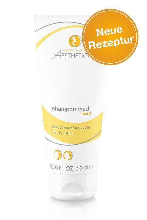 AESTHETICO shampoo med