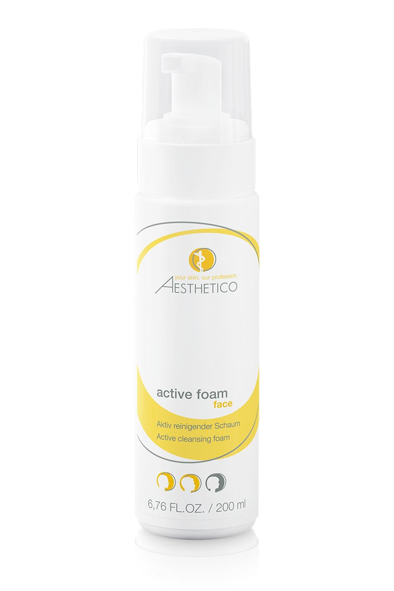 AESTHETICO active foam