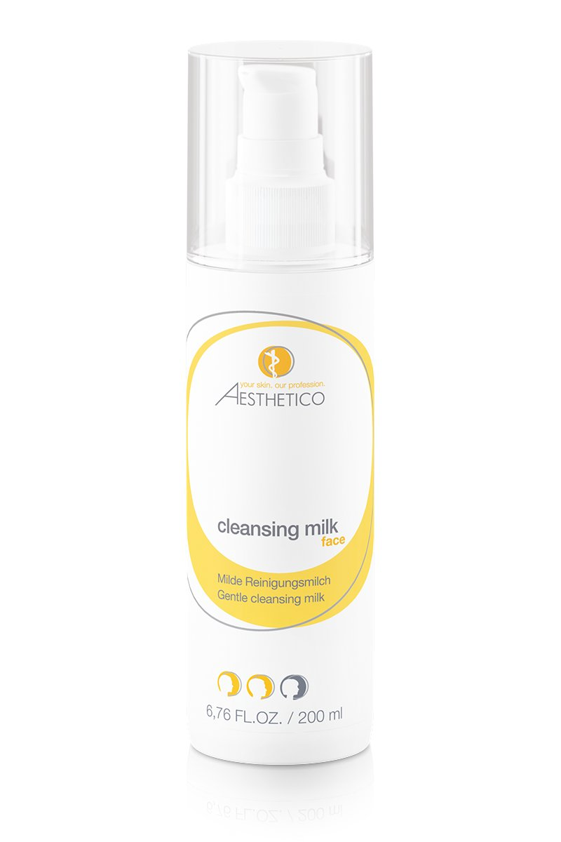 AESTHETICO cleansing milk