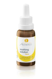 AESTHETICO soothing solution