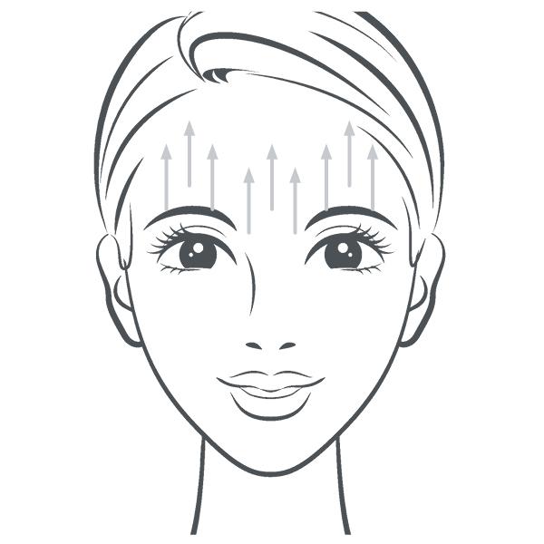 AESTHETICO Massageanleitung: Schritt 1