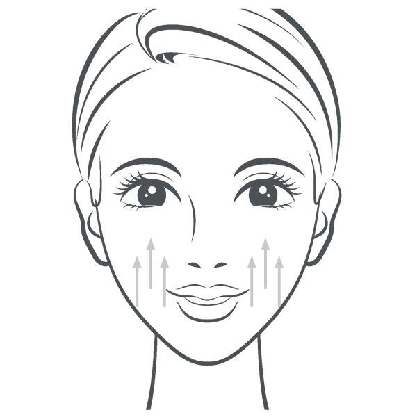AESTHETICO Massageanleitung: Schritt 5