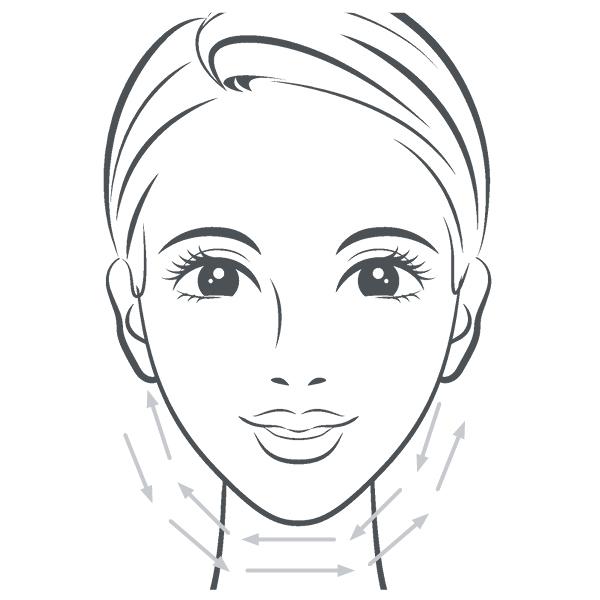 AESTHETICO Massageanleitung: Schritt 6