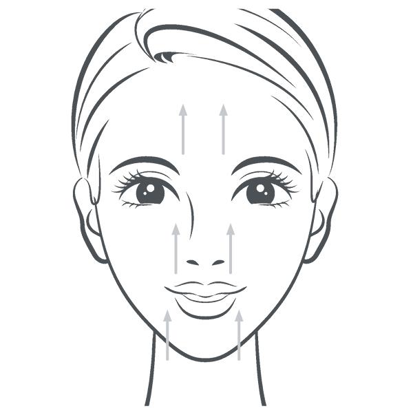 AESTHETICO Massageanleitung: Schritt 7